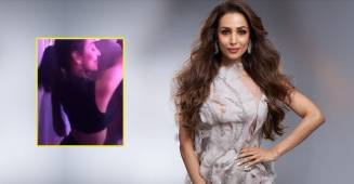 Malaika Arora sets the internet ablaze in viral video as she grooves at a Diwali Party, check it out