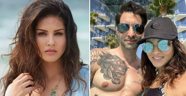 Sunny Leone and hubby Daniel Weber give away major travel goals in latest Dubai vacation pics