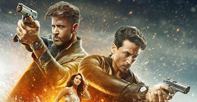 Box Office Collections: 'War' collects 20 crores on Day 3, expected to surpass 100 cr mark today