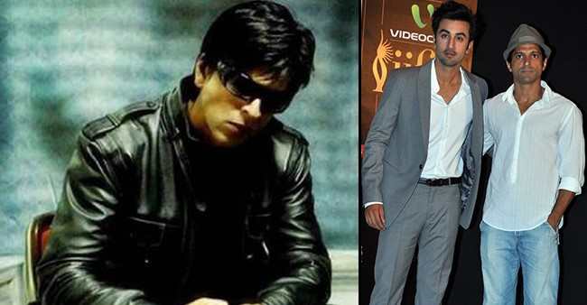 Farhan Akhtar clears the air about replacing SRK with Ranbir or Ranveer Singh in Don 3