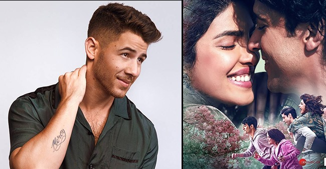 Nick Jonas' Heartfelt Review on 'The Sky is Pink', Says 'It Touched My Heart'