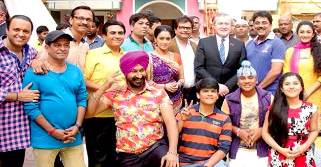 Five most popular characters from the show Taarak Mehta Ka Ooltah Chashmah