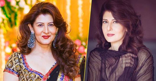 Photos: Sangeeta Bijlani Rocks Her Looks Even After Crossing 50s