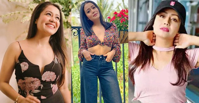 Neha Kakkar is an ideal fashionista that inspires youth