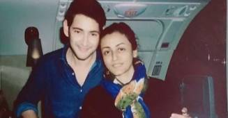 South Indian actor Mahesh Babu shares a lovy-dovy throwback pic with wife Namrata Shirodkar