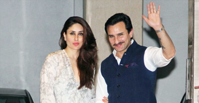 On Saif Ali Khan and Kareena's 7th anniversary we see some of their best quotes about each other