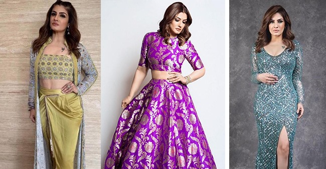Raveena Tandon: The best pictures from fashionista Raveena's Instagram feed