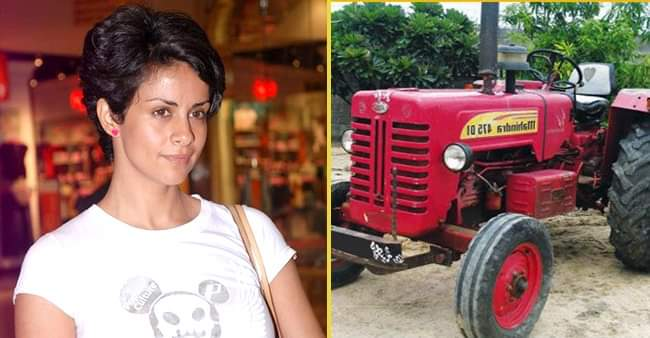 Gul Panag reveals details about her adventurous tractor ride to work amid heavy rainfall, Deets Inside