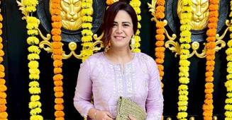 """Tv actress Mona Singh responds to her marriage rumours: """"I have nothing to share right now"""""""