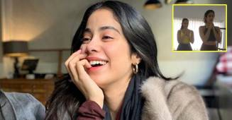 Janhvi Kapoor kicks off her week with a mesmerizing & refreshing Pilates session, watch video