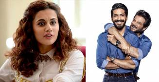 Taapsee Pannu makes a bold claim: 'Harshvardhan Kapoor got work because he's a star kid'
