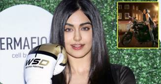 Adah Sharma and Angira Dhar share their experiences about action sequences in Commando 3