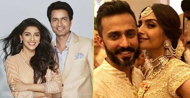 Top four famous actors that married outside the film fraternity and are happily in love still