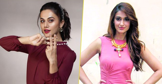 Bollywood Actresses that paved their way from South Indian movies ft. Ileana D'cruz & others