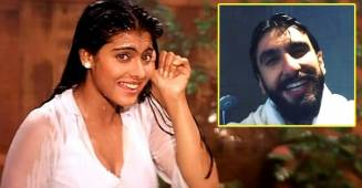 Throwback: Ranveer Singh dances in the shower to Kajol's song from DDLJ, watch video