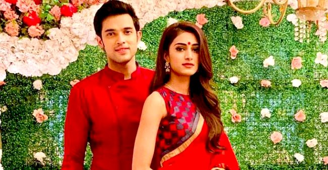 Parth Samthaan reacts to rumors of dating Erica Fernandes & praises KZK co-star Aamna Sharif