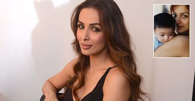 Malaika Arora's adorable birthday wish for her son Arhaan is best thing on the internet today