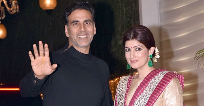 Throwback News: Twinkle Khanna had to stop a fan of Akshay Kumar as she claimed to be his wife