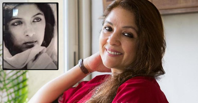 Ageless Neena Gupta shares her picture from 1984 and she looks exactly the same even today