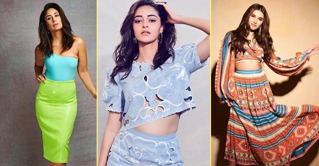Stylish ways to carry skirts in daily routine, ft. Sonam Kapoor, Kareena Kapoor & more