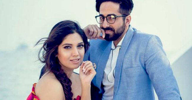 """We have a very good chemistry"" says Bhumi Pednekar on her pairing with Ayushmann Khurrana"