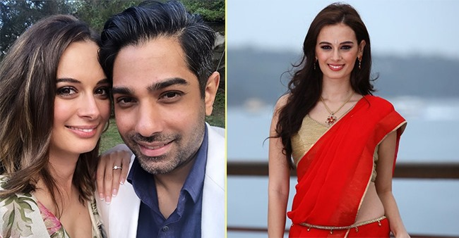 Evelyn Sharma opens up about her relationship with beau Tushaan and their wedding plans