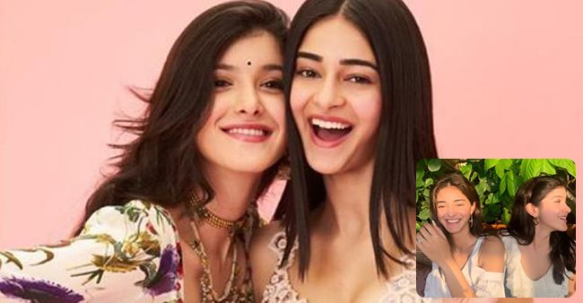 Ananya Panday and Shanaya Kapoor's sunkissed sunday brunch pics are all things love
