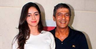 TKSS: Ananya Panday reveals daddy Chunky used to 'save money' on rides by lying about her age