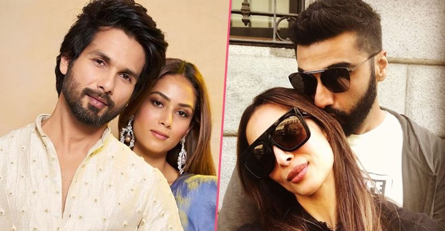 From Malaika-Arjun to Shahid-Mira list of celebs that have a big age gap between them