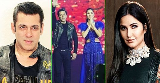 BPL Opening Ceremony: Katrina and Salman wins Internet with their dazzling performance; Video