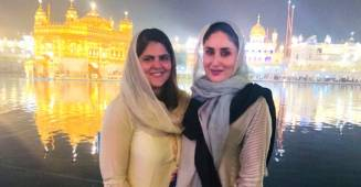 Laal Singh Chaddha: Kareena Kapoor seeks blessing at Golden Temple ahead of movie schedule