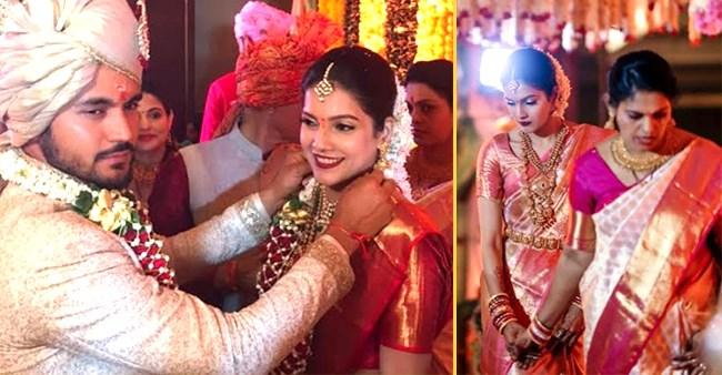 Wedding moments of Manish Pandey and Ashrita Shetty are all love fulfilled; See Pics