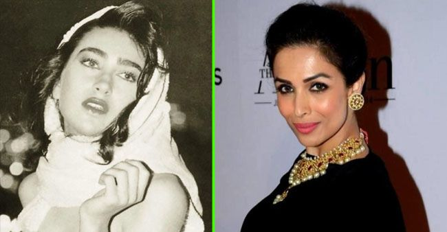 Karisma Kapoor shares an 18-year-old throwback pic of her; Malaika comments 'My kinda brows'