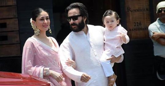 We will have two 'different' cakes on Taimur's 3rd birthday, Says mommy Kareena Kapoor