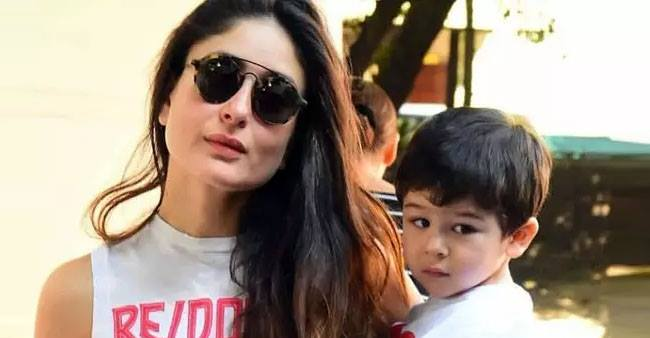 Kareena plans to show her and Saif's movies to Taimur; Will start from Golmaal and Omkara