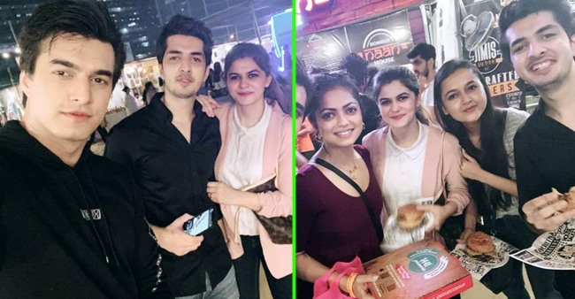 YRKKH's Mohsin Khan posing with his siblings is giving us major weekend goals; See Pics