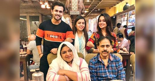 Dipika Kakar relishes quality time as she celebrates sister-in-law Saba's B'day with family; Pics