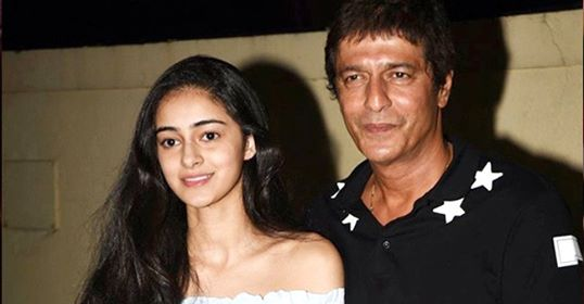 Ananya on daddy Chunky Panday's failure and success: 'I've seen everything and learned from it'