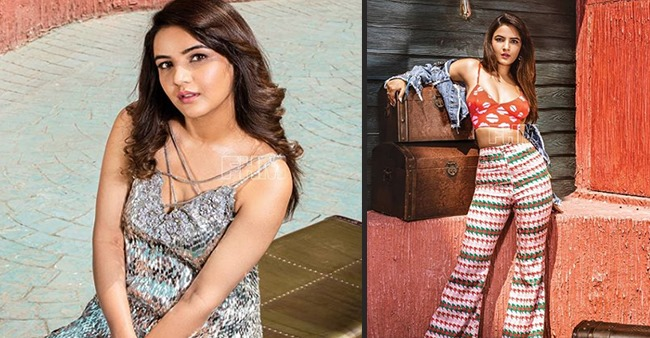Jasmin Bhasin Is The Graceful Cover Girl Ever & Her Pictures Are A Big Proof