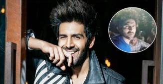 Pati Patni Aur Woh Star Kartik Aaryan Dances Atop A Car & Thanks Fans For Love And Support