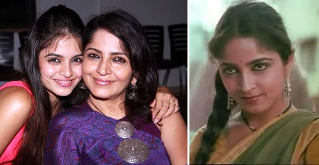 Sheena, Daughter Of 'Nadia Ke Paar' Actress Sadhana Is No Less Than A Diva; Has Worked In Hindi Films & TV Shows