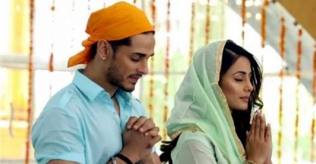 Hina Khan and Priyank Sharma displays amazing chemistry in the teaser of song, 'Raanjhana'