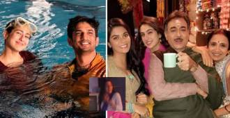 On Successful Completion Of 1-Yr In Bollywood; Sara Shares Throwback Dance Video From The Sets Of Kedarnath