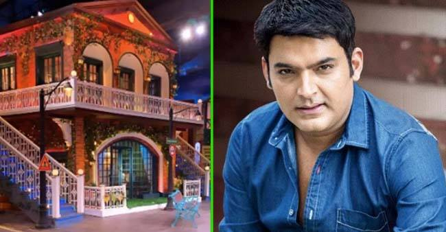 TKSS: Kapil Sharma resumes work after 15 days spending quality time with family; Shares pic
