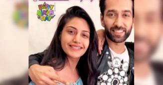 Happy B'Day Nakuul Mehta: Surbhi Chandna wishes him with special throwback moments; See Pics