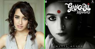 Gangubai Kathaiwadi: Shraddha Kapoor praises Alia's role; Says 'She is going to be remarkable'