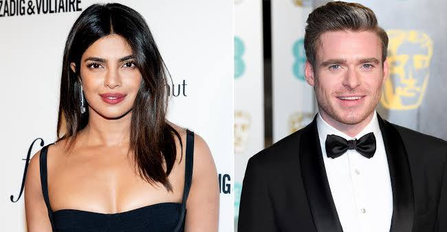 Priyanka to work with Richard Madden in web series 'Citadel'; Hubby Nick praises 'So proud of you'