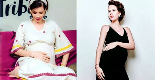 Kalki Koechlin talks about her family's reaction on pregnancy, Says 'They're unconventional'