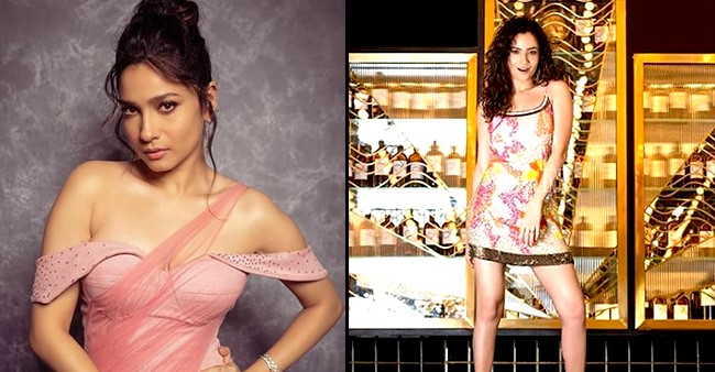 Baaghi 3 star Ankita Lokhande lifts the style quotient like a pro in her latest pics; Check out