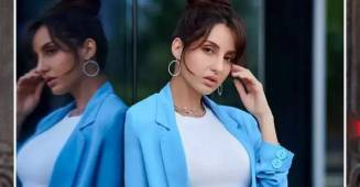 Street Dancer 3D: Nora Fatehi took '20 retakes' to make her intro look perfect; Check Out